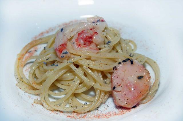 spaghetti-gambero-Enoteca-La-Torre-Viterbo
