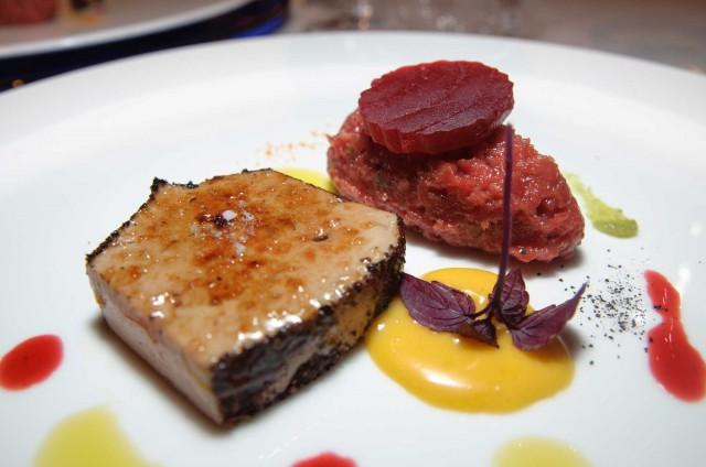 tartare-manzo-foie-gras-Enoteca-La-Torre-Viterbo