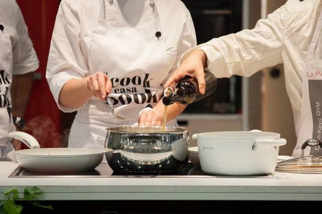 Casa cookbook Torino