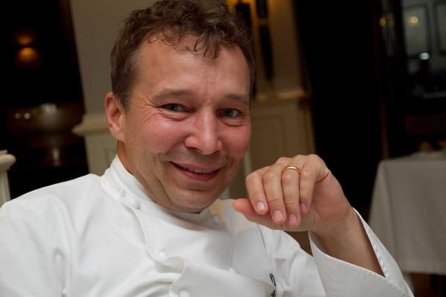 Oliver Glowig chef Roma