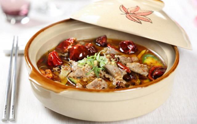 Shui Zhu di manzo Bon Wei Milano