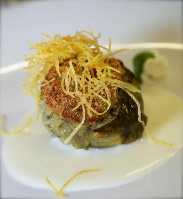 carciofo-ripieno-patate-su-mozzarella-Patamondo