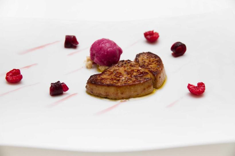 foie gras Oliver Glowig