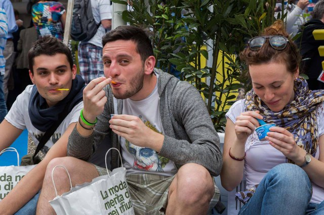 gelato coppette Firenze