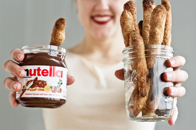 nutella day by every.seven