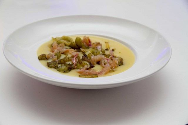 pasta-mischiata-patate-provola-triglia-Alfonso-Caputo