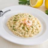 10 regole per fare il risotto, gamberi e limoni di Amalfi compresi