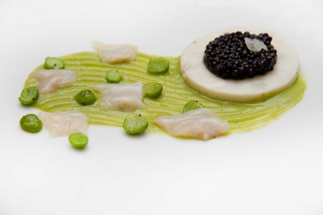 terrina storione caviale Oliver Glowig