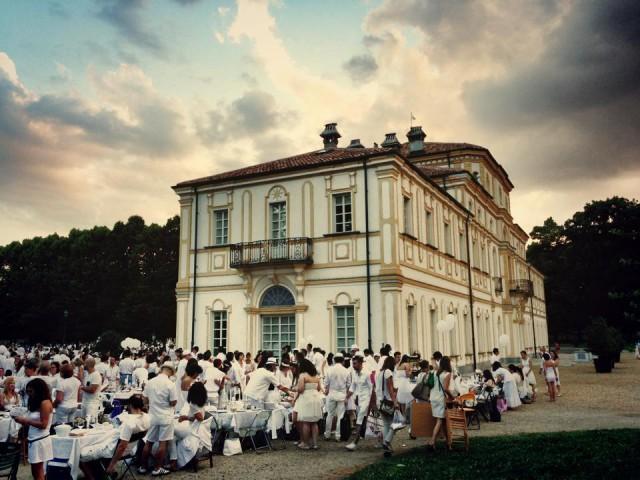 Cena in Bianco Torino ph Daniela Danayla Nebiolo
