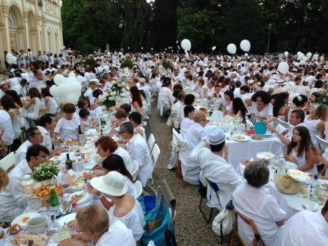 Cena in Bianco Torino ph Manuela Grand