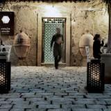 Sapori di Sicilia nella cucina del Cortile Arabo, osteria di mare a Marzamemi