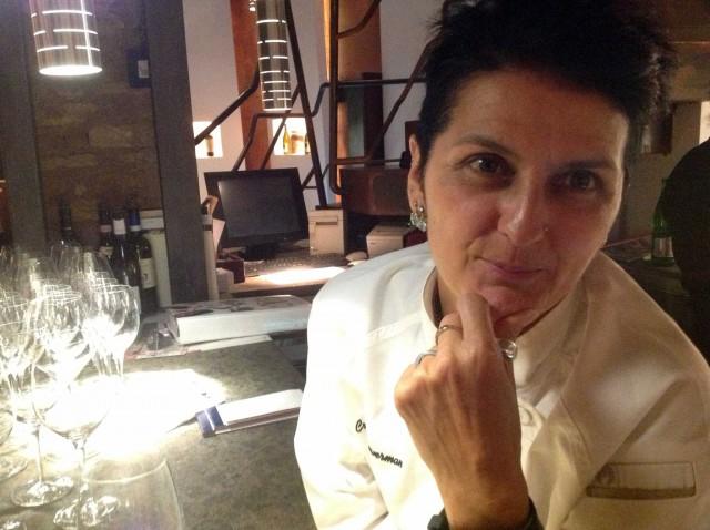 Cristina Bowerman Glass Hostaria Roma