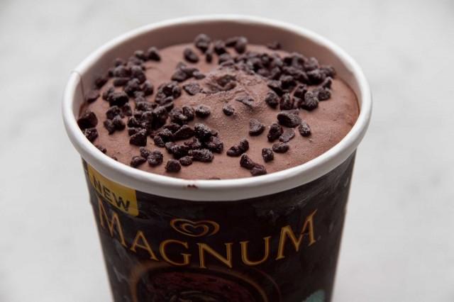 New Magnum Chocolate barattolo Algida 2