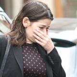 Nigella Lawson piange uscendo da Scott