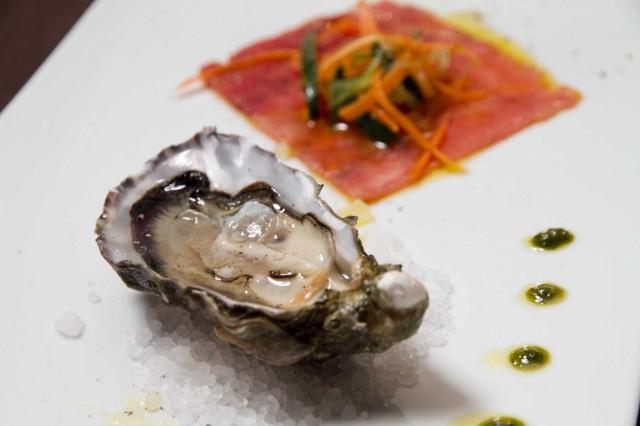 Ostrica Fine de Claire Salotto Culinario