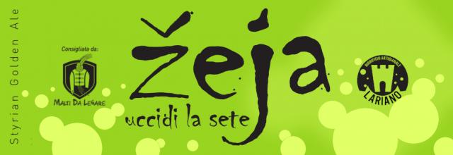 Zeja birrificio lariano logo