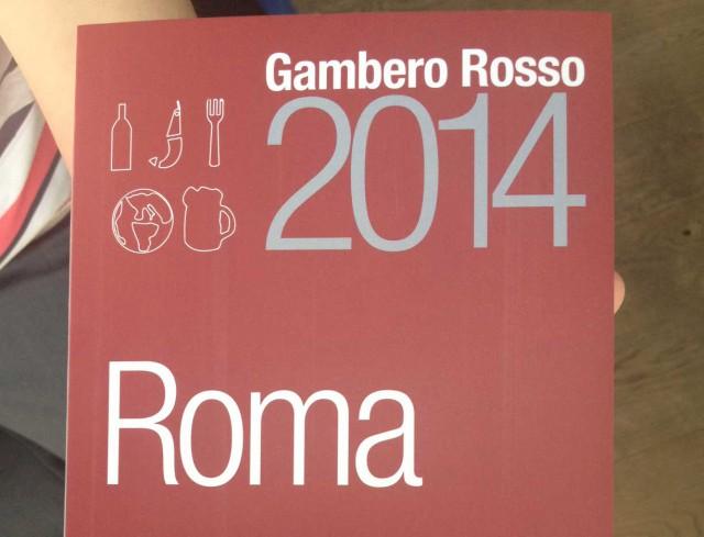 copertina-Gambero-Rosso-Roma-2014