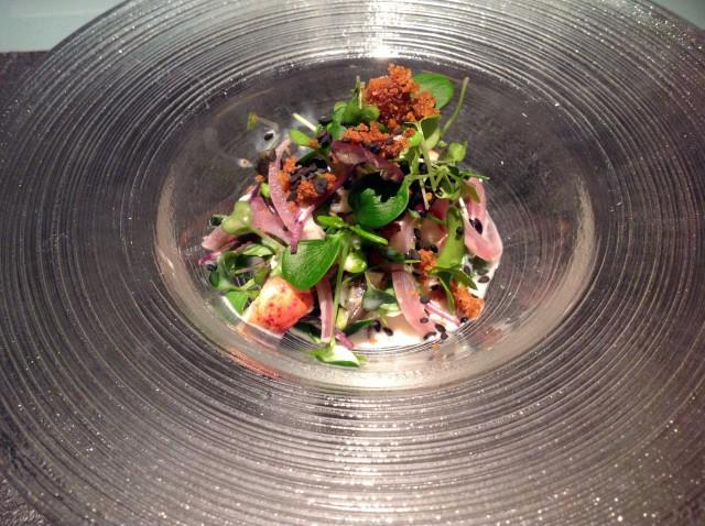 insalata di astice Cristina Bowerman