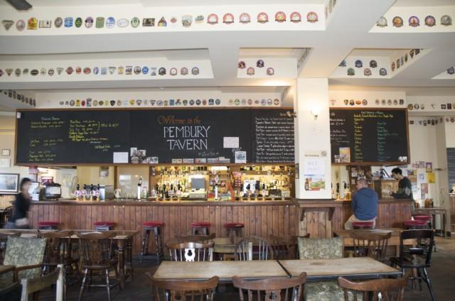 pembury tavern london