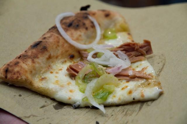 pizza tonno Franco Pepe