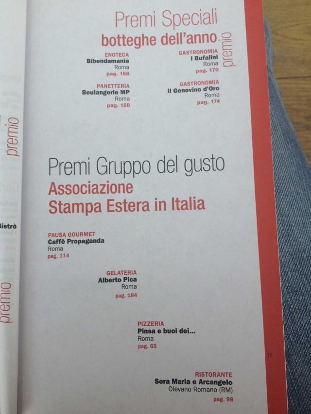 premi-speciali-Gambero-Rosso-2014-Roma