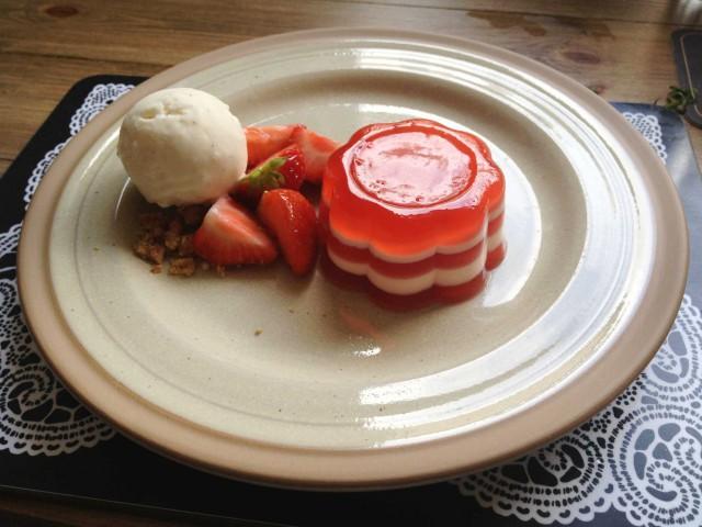 scran-&-scallie-gelatina-fragola-Edimburgo