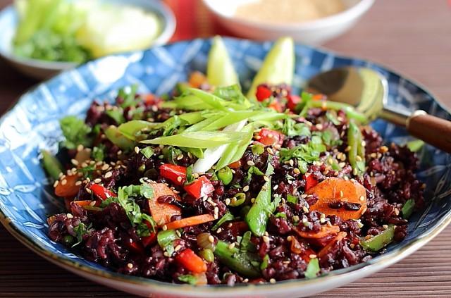 thai black insalata di risk
