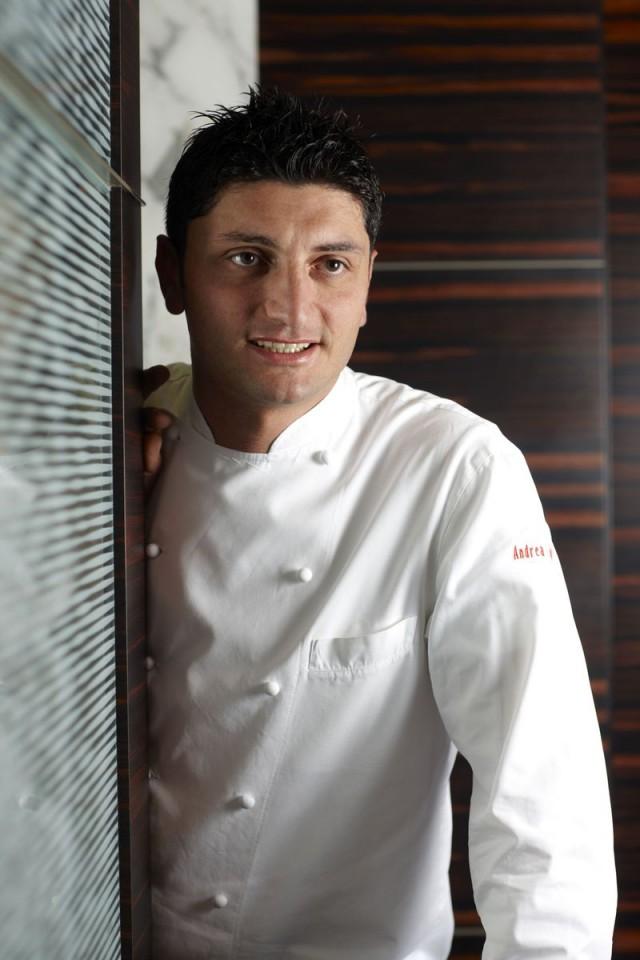Andrea Aprea chef