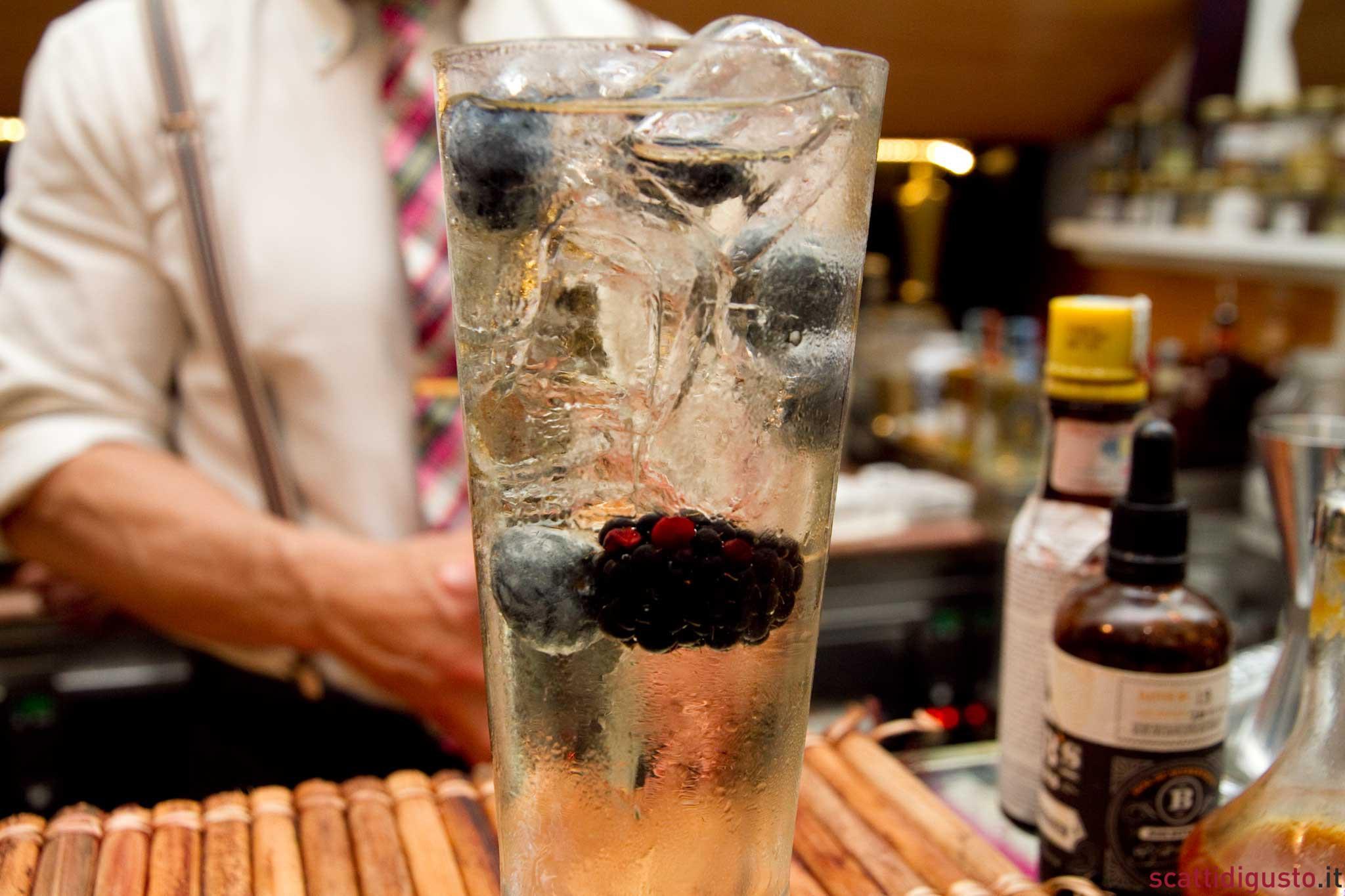 Cocktail le marais alternativa allo spritz che piace for Bicchiere da spritz