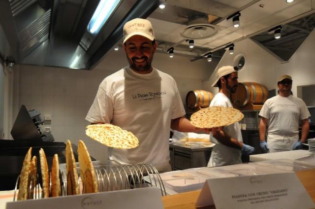 Eataly Bari piadina romagnola Maioli