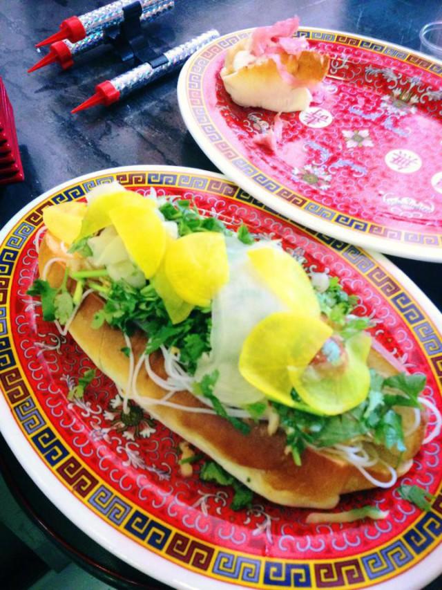 Kimchi Dog Al Mercato Noodles