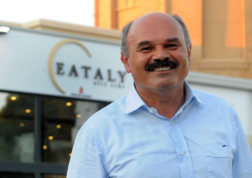 Oscar Farinetti Eataly Bari