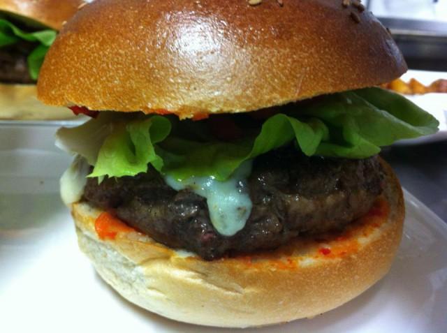 Spicy Mary Burger Fatto Bene Milano