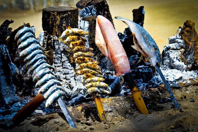 cibo-in-spiaggia-Malaga