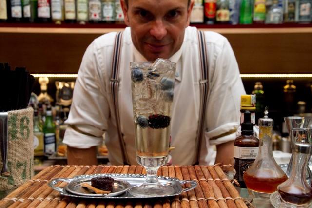 cocktail Le Marais Matteo Zed