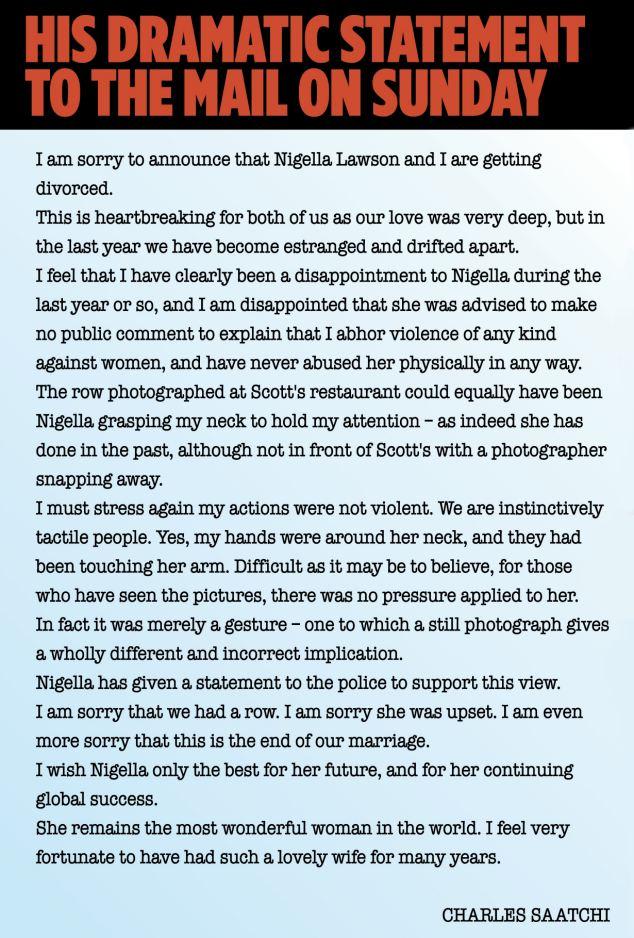 lettera Nigella