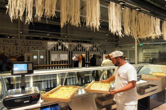 pasta fresca Michelis Eataly Bari