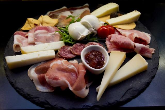 piatto Tradizione Vico a Settembrini Roma