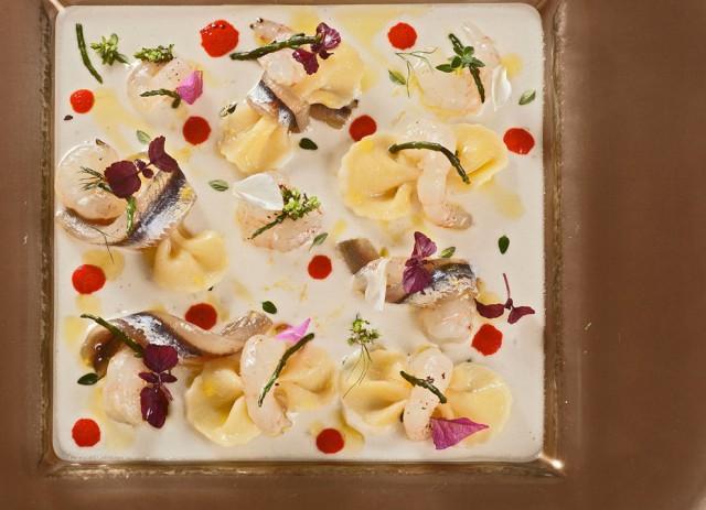 piatto pesce Olivo Capri