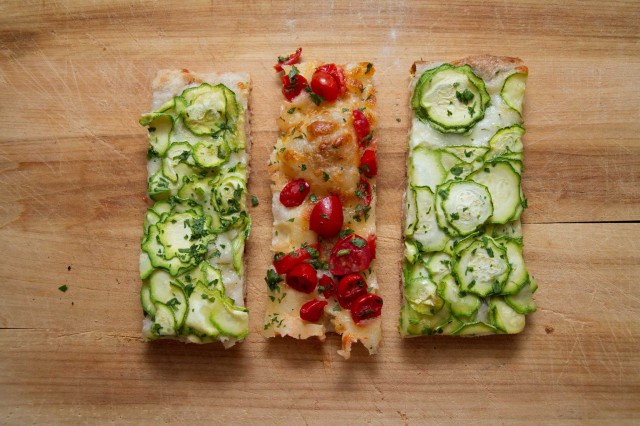 pizza al taglio vegetariana Gabriele Bonci