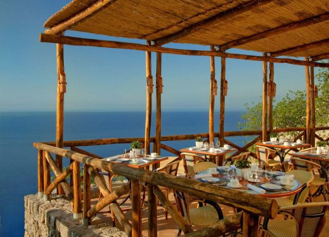 restaurant-monastero Santa Rosa