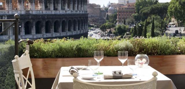 ristorante Aroma Roma
