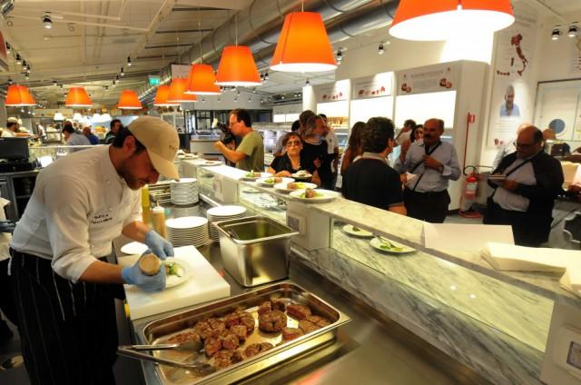 ristorante carne Eataly Bari