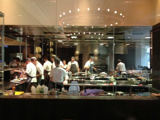 Cucina Dinner Heston Blumenthal Londra