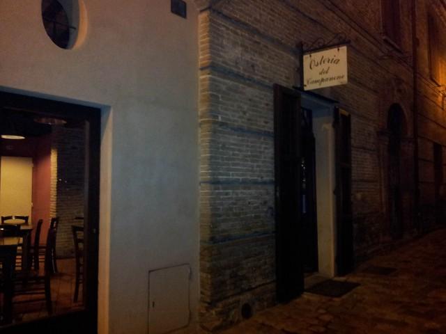 Osteria del Campanone Santarcangelo