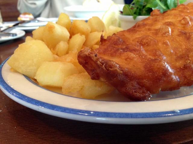 fish-chips-waterfront-fishouse-Oban-Scozia
