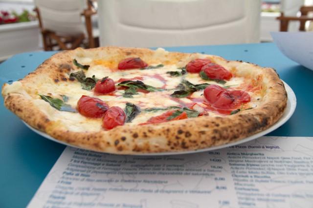 pizza corbarino Lievito Madre Napoli