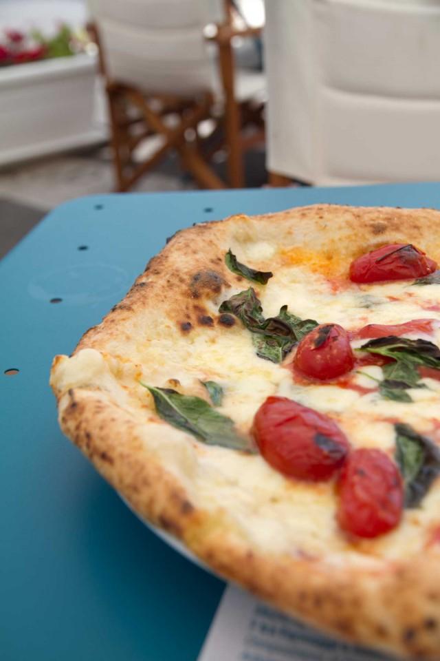 pizza corbarino Lievito Madre a Mare Napoli