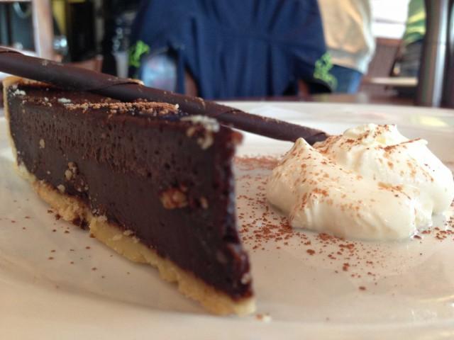 torta-cioccolato-waterfront-fishouse-Oban-Scozia