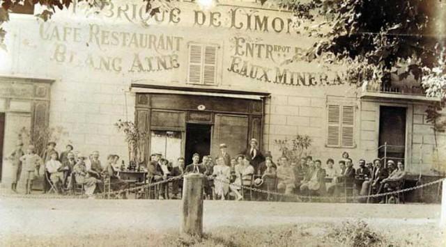 Ancienne Auberge foto epoca